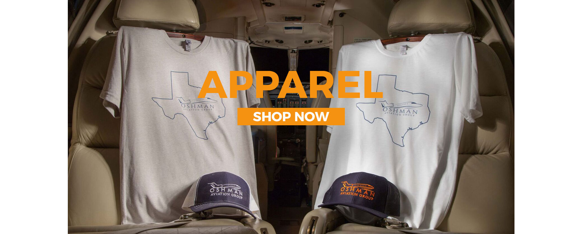 Oshman Aviation - Apparel